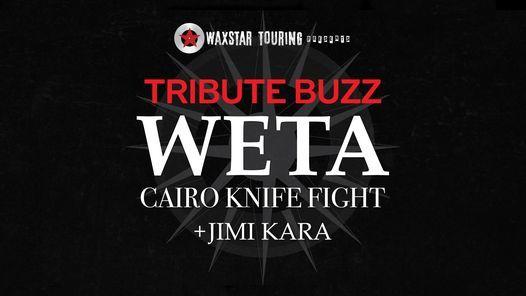 WETA \/ CAIRO KNIFE FIGHT TRIBUTE +Jimi Kara