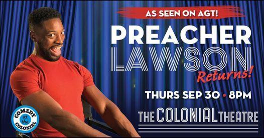 Point Entertainment Presents: Preacher Lawson Returns!
