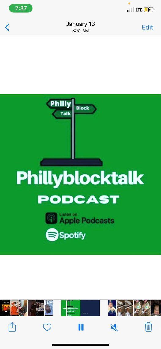 Philly block talk Show