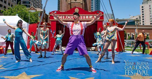 Circus Bella\u2019s Humorous!