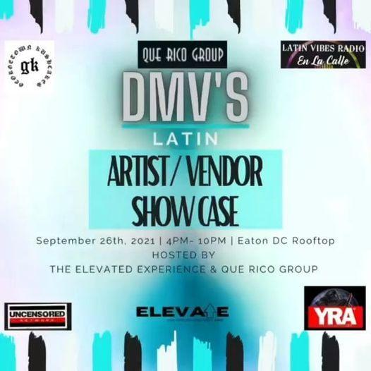 Latin Artists Music Showcase