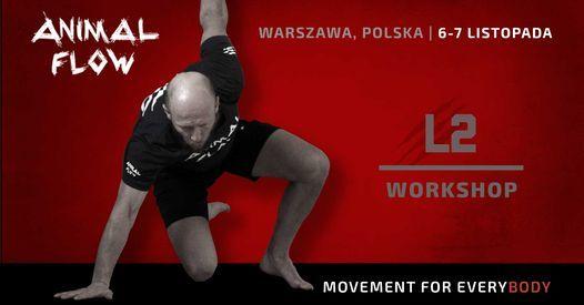 Animal Flow L2 Warsaw
