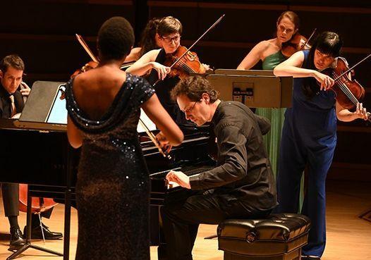 ECCO w\/ Shai Wosner, piano