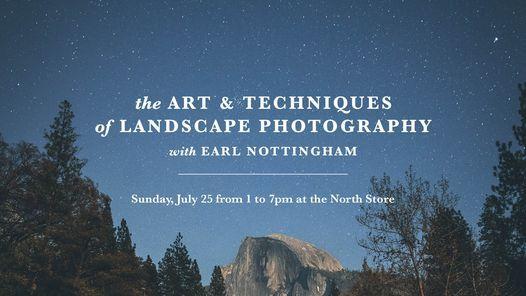 The Art & Techniques of Landscape Photography