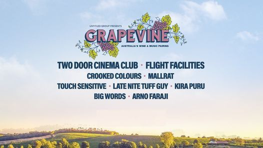 Grapevine Gathering 2021 - Official