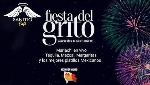 Fiesta del Grito 2021 Santito Madrid