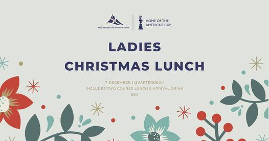 Ladies Christmas Luncheon