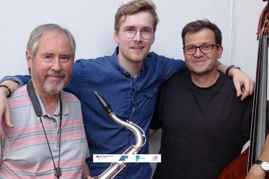 Livekonzert: Erich Lutz Trio