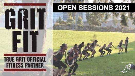 Grit Fit Open Session #2