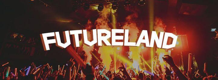 Futureland -  Perth Warehouse Party