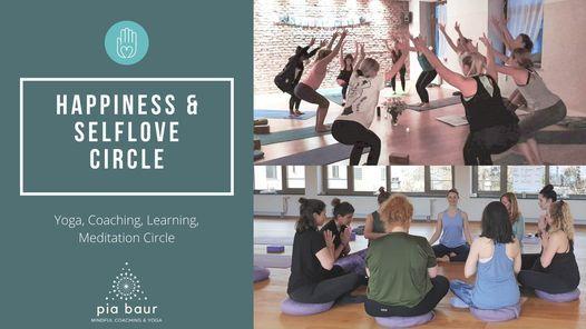 Happiness & Selflove Circle - Yoga & Coaching Workshop