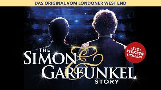 Verlegt: The Simon & Garfunkel Story \u2013 Hamburg, Laeiszhalle