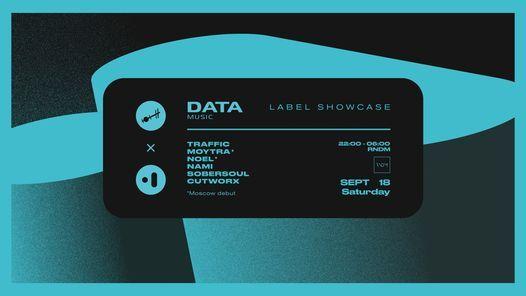 Data Music   Label Showcase