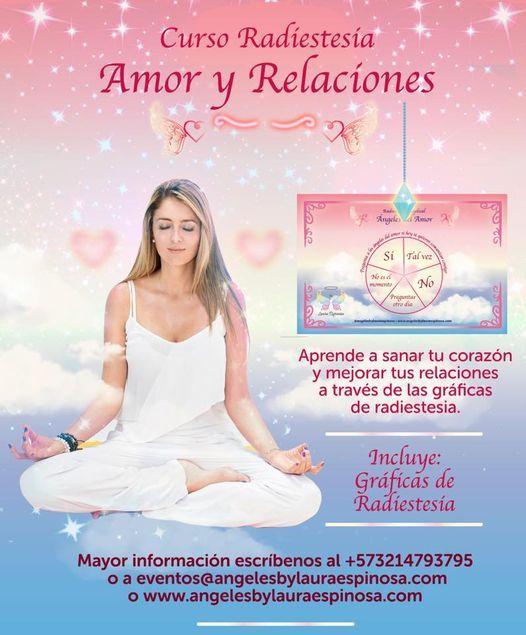 Taller Radiestesia Angelical Amor y Relaciones- MADRID- ESPA\u00d1A