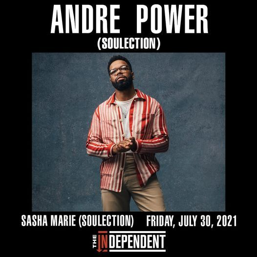 Andre Power (Soulection) at The Independent