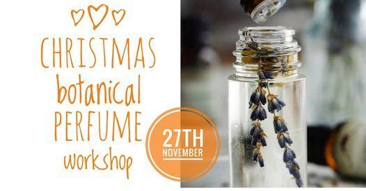 Christmas Perfume Workshop