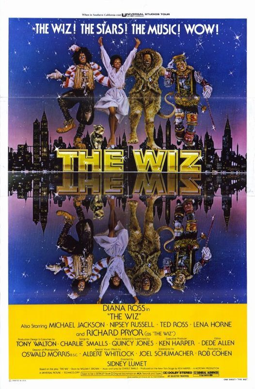 The Wiz - Movies at the Mural