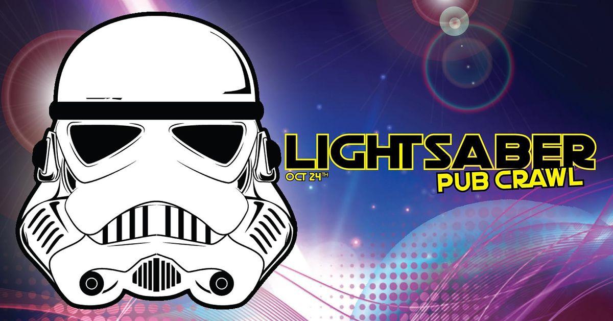 Philadelphia - Lightsaber Pub Crawl - $15,000 COSTUME CONTEST