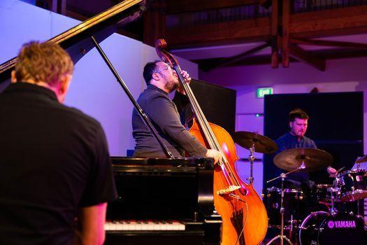 CJC :: Umar Zakaria Trio (Wellington)