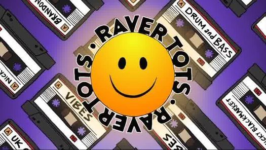 Raver Tots returns to Manchester!