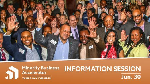 Minority Business Accelerator Info Session for Cohort '23