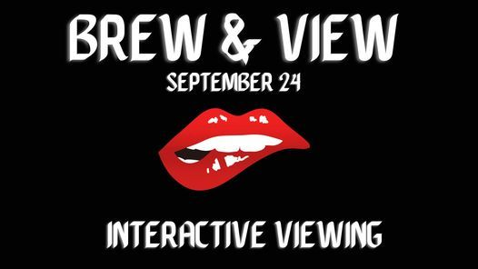 Brew & View: Rocky Horror Picture Show (1975)