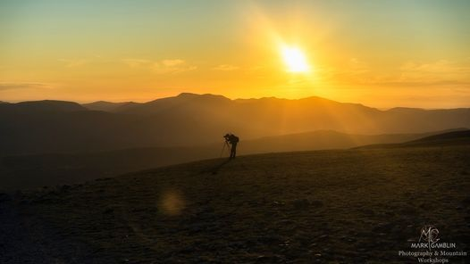 Helvellyn Sunset and Moonlight Guided Walk