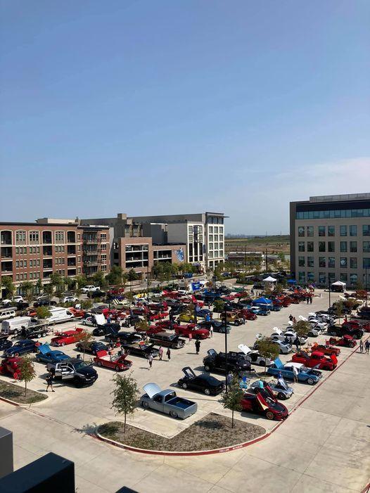 Keller Williams DFW Preferred Car Show and Vendor Fair