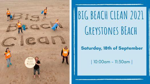 Big Beach Clean 2021 - Greystones