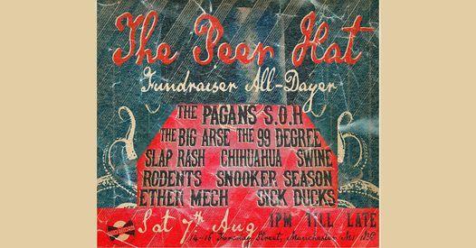 The Peer Hat Fundraiser All Dayer