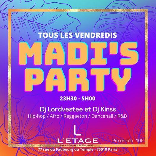 Madi\u2019s Party #22