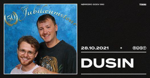 Dusin + support: Gejst \/\/ RUST