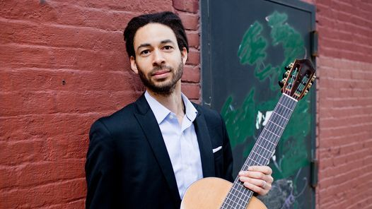 Live at Timucua: Thomas Flippin, classical guitar (in-person)