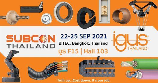 SUBCON THAILAND 2021