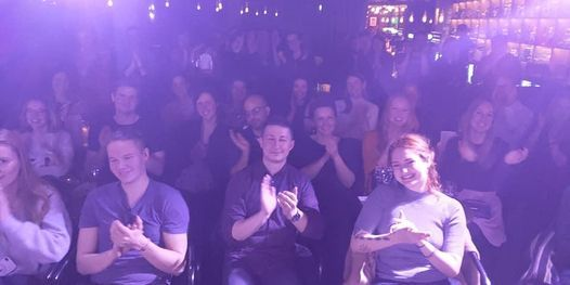 New in Town - The Social English Comedy Show with FREE SHOTS 15.09.