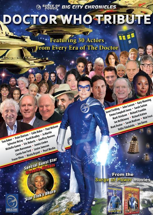 Surge of Power: Doctor Who Tribute Movie Screening