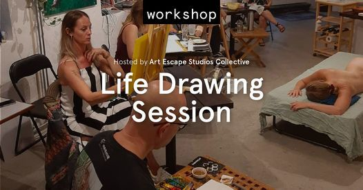Life Drawing Session - AES