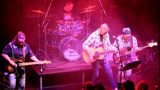 FRIDAY NIGHT LIVE  - THE NZ EAGLES TRIBUTE SHOW