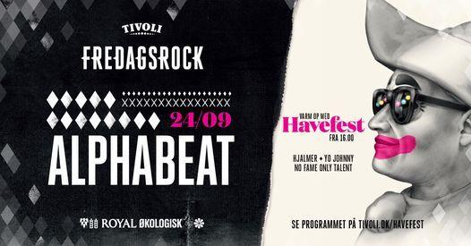Alphabeat + Havefest