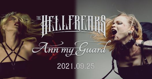 The Hellfreaks I Ann My Guard \u2022 Instant