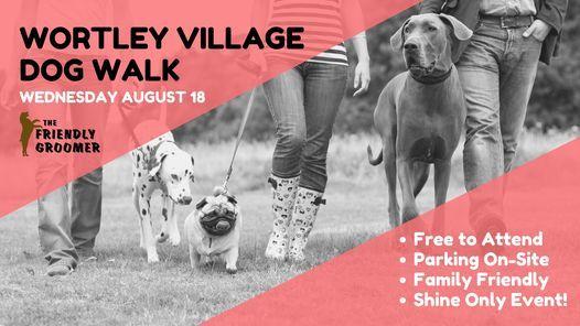 Wortley Village Dog Walk