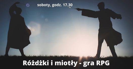 R\u00f3\u017cd\u017cki i miot\u0142y - gra RPG