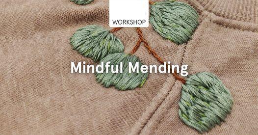 Mindful Mending Workshop