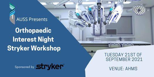 Orthopaedic Interest Night
