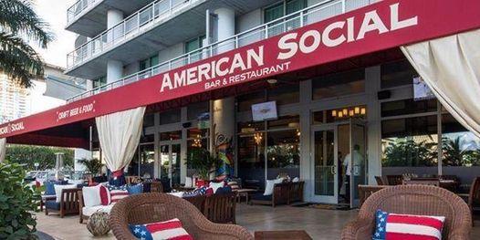 Biz To Biz Networking At American Social Brickell