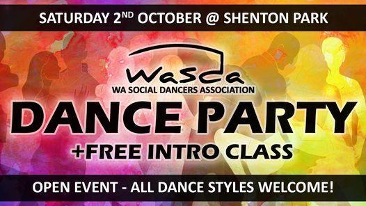 WASDA Dance Party