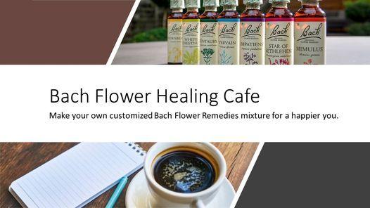Bach Flower Healing Cafe