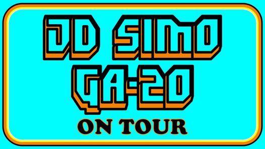 JD SIMO \/ GA-20 TOUR 2021