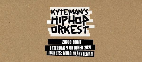 Kyteman's Hiphop Orkest \/\/ Ziggo Dome, Amsterdam