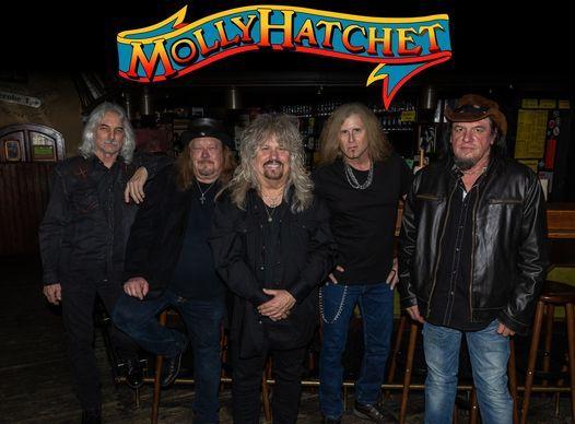 Molly Hatchet | Backstage M\u00fcnchen